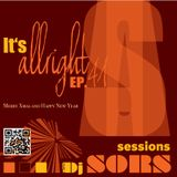 It's Allright Sessions EP41 - Special Xmas Edition