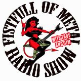 The Fistfull of Metal Radio Show - Show No:0016 - 23/10/2012