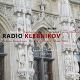 Radio Klebnikov Uitzending 13/04/2019
