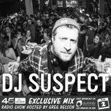 45 Live Radio Show pt. 55 with guest DJ SUSPECT