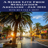 A Sides Live In Adelaide - Jan 2018