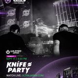Knife Party - Live @ Main Stage Ultra Music Festival (Japan) 2017.09.17.