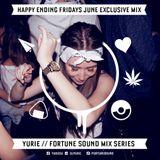 Yurie Happy Ending Fridays June 2015