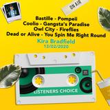Thursday Drive Time - Listeners Choice (Kira Bradfield)