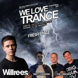 The Cracken - We Love Trance CE 022 with Will Rees - Fresh Stage - 10-12-2016 - Chic Club - Poznań