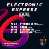 Radio Djsline - Electronic express part 5