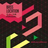 Bass Location @ Bar Lebowski
