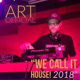 """Live @ """"We Call It House! 2018"""" (Victoria, BC)"""