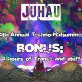 4th Annual Techno-Midsummer -  BONUS : 4 Hours of Trance and stuff