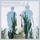 pingipung podcast #44 deo&z-man sounds progressive mix