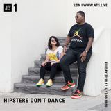 Hipsters Dont Dance - 27th October 2017