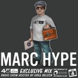 45 Live Radio Show pt. 95 with guest DJ MARC HYPE