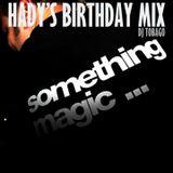 DJ TOBAGO LIVE - HADY'S BIRTHDAY PARTY MIX