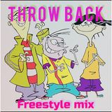 Freestyle Throwback Mix 1 (Unedited)