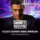 Ummet Ozcan - Live @ The Spiritual Gateway Transmission Bratislava (Slovakia) 2014.03.15.