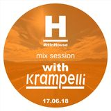 17.06.18: Mix Session for H In House Records