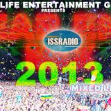Issradio's 2013 Year End Mix