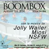 Jolly Wailer LIVE from Boombox 004