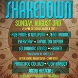 Davidson Ospina Live @ 2nd St Festival SHAKEDOWN Sunday August 3rd, 2014