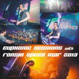 Ronski Speed Euphonic Sessions Mar 2013
