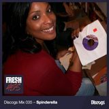 Discogs Mix 35- DJ Spinderella