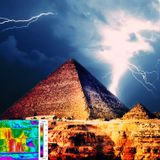 Heat anomaly' found in Great Pyramid of Giza.. Lifting the Veil Soundart radio 102.5fm 23.11.15
