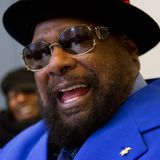 George Clinton with Chris Philips on Kiss 100