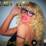 Lady Vera, Techouse in Ibiza Live Radio