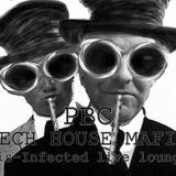 DJ CHUNK LIVE SET PBC TECH HOUSE MAFIA & DIS-INFECTED LIVE LOUNGE 24-03-18