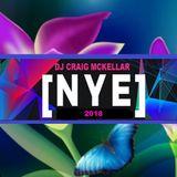 DJ Craig Mckellar - Live Mix NYE 2018