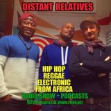 Distant Relatives, The Modern Sound From Africa ft Sundjah, Negrissim #192