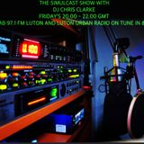 SIMULCAST SHOW 8TH APRIL 2016  LUTON URBAN RADIO AND RADIO LAB