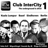 Mixcloud Club InterCity 1 - The underground is alive!