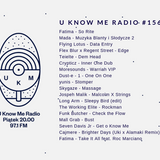 U Know Me Radio #156 | Fatima | Mall Grab | Flying Lotus | Long Arm | Seven Davis Jr | Joseph Malik