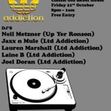 Ltd Addiction set - Spread Eagle York - Friday 21st October