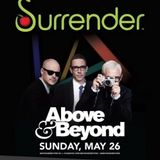 Above and Beyond - Live @ Surrender Nightclub, Las Vegas (26.05.2013)