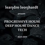 PROGRESSIVE HOUSE DEEP HOUSE DANCE TECH 04-01-2019
