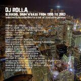 DJ Rolla - Oldskool Mix 1 - 2012 - 100% Vinyl
