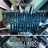 LIQUID LIMBS Dj set #04 for TechnoRoom Therapy