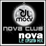 Hip-Hop Mix for Nova Club (Radio Nova - Paris)