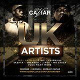 DJ Caviar Presents - UK Artist Mix