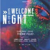 Welcome Night 2015 by - MAAZEL