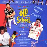DJ Chonz Opening Set Old School Vol. 38 - 9.11.15