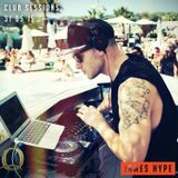 Club Sessions 31 05 15 | Recorded live at Ocean Beach, Ibiza