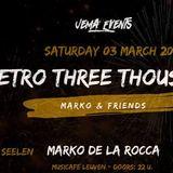 Retro ThreeThousand (03.03.2018 Music Café Leuven)