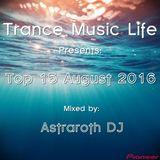 August 2016 Top 15 TML (Mixed by Astraroth)