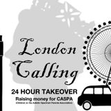 #ToneTakeover - London Calling for 24 hours - Hour 10 - Jess Boswell