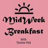 Mid Week Breakfast with Tommy Pell #2 (02/03/2016)