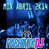 DJ PACHIMIX - ELEKTROMIX ABRIL 2K14