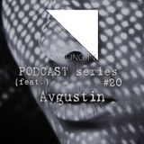 Dancing In podcast #20 w/ Avgustin | 10AUG16 | Season 4